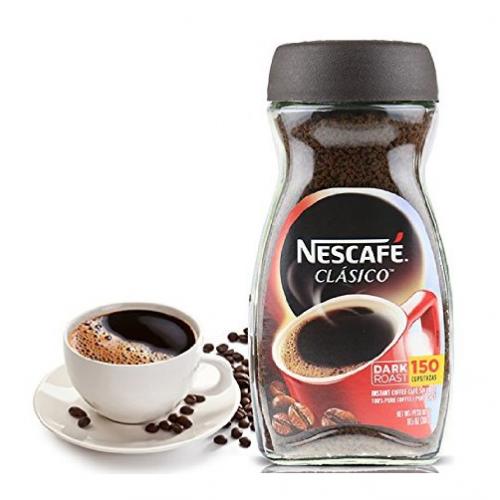 NESCAFE CLASICO Instant Coffee 10.5 oz.