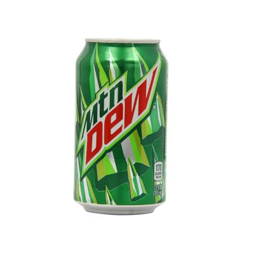 Mountain Dew Soda, 12 oz  (12 ct)