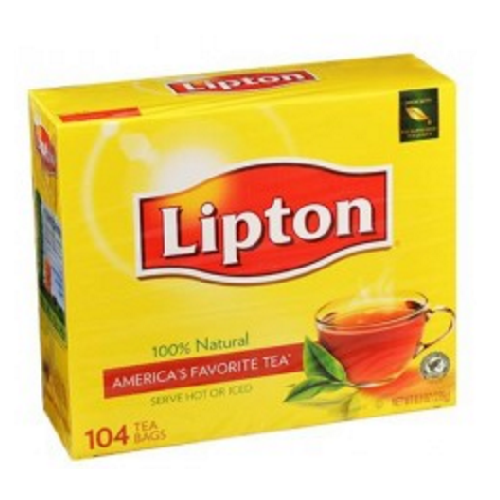 Lipton Original Tea, 104 Bags