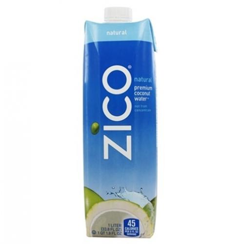 Zico - Pure Premium Coconut Water Natural - 1 Liter